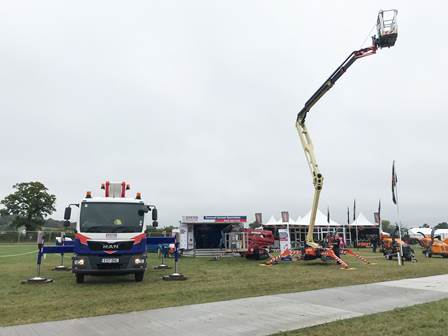 Wilson Access success at APF Show 2018