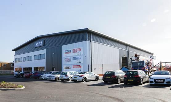 AFI opens flagship depot in Birmingham