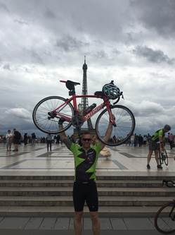 AFI's Brian Parker takes on 2nd ZIGGURAT bike ride for the construction and built environment sector