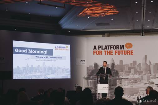 AFI Conference 2018 - A Platform For The Future