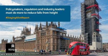 AFI welcomes Landmark Parliamentary Report to improve UK's work at height culture