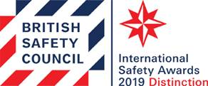 AFI shortlisted for the overall winner of the Construction and Property Sector in 2019 International Safety Awards