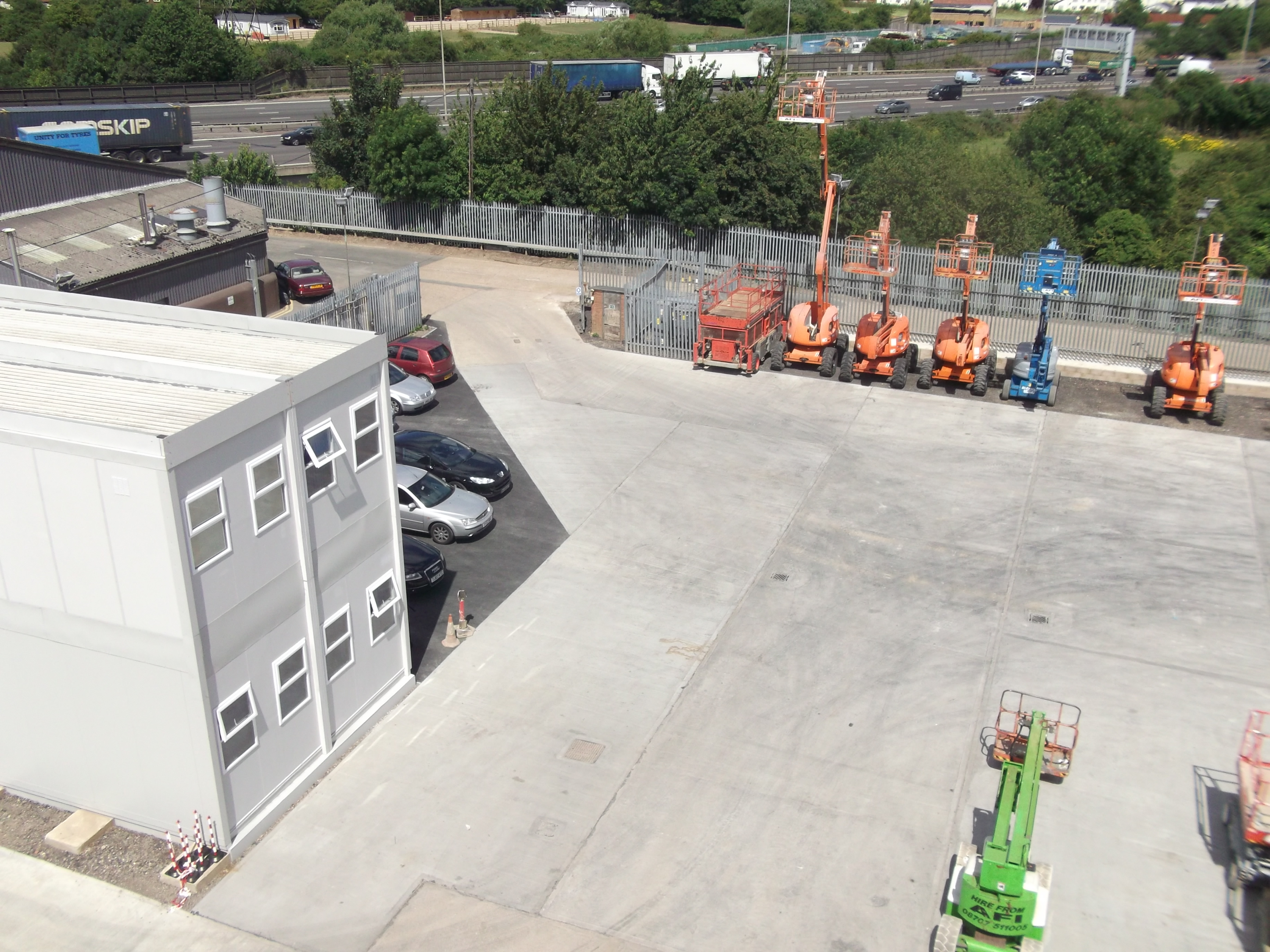 Press Release - AFI Invests £200,000 In London West Depot