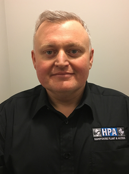 Hampshire Plant & Access Appoints Sales Director
