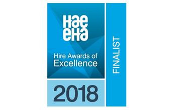 AFI Shortlisted In Four HAE Award Categories