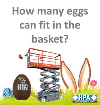 Be in with a chance to win with our eggciting Easter Competition