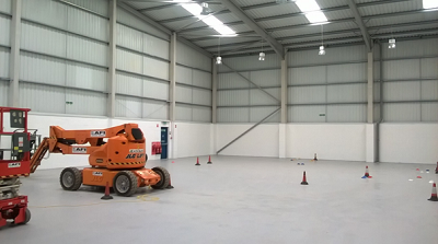 Press Release - New Training Centre Opens