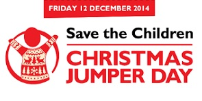 News Update: Save the Children Christmas Jumper Day