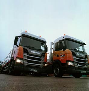 AFI makes substantial delivery fleet investment with Scania