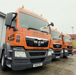 News update - AFI Resale acquires own Transport