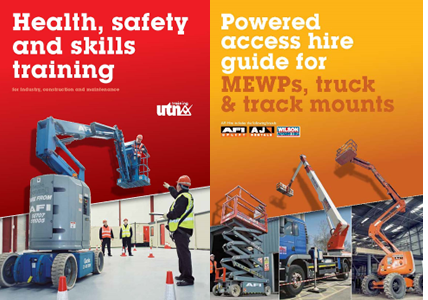 News Update: New Digital Format for our Hire and Training Brochures