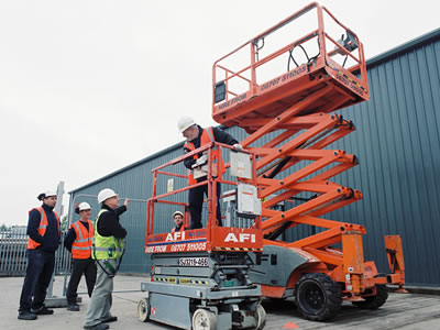 Fully Funded Working At Height Training Now Available Through European Social Fund